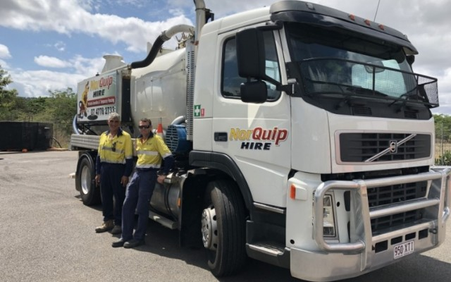 Did you know Norquip offers liquid waste management services?